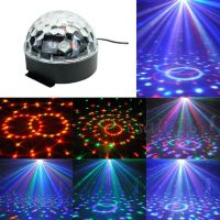 Диско шар MP3 Led Magic (6 цветов)