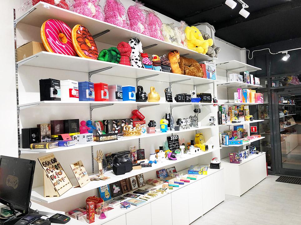 Магазины Необычных Товаров В Санкт Петербурге