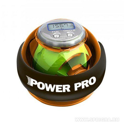 Powerball PowerPro Counter Light желтый